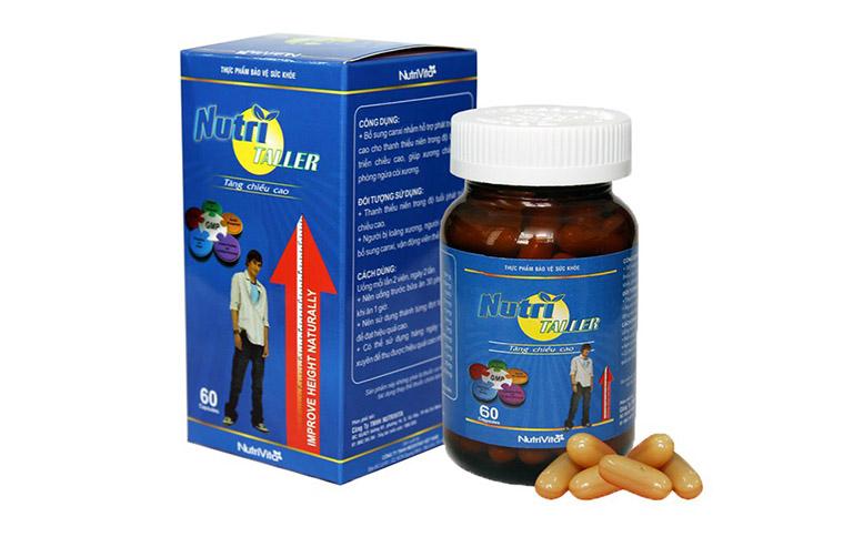 thuốc tăng chiều cao cho người lớn