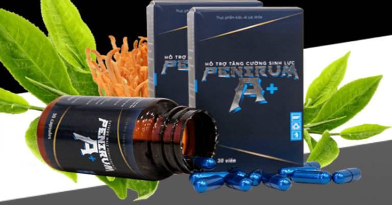 Thực phẩm chức năng Penirum A+