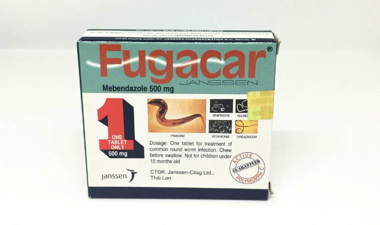 Lưu ý khi sử dụng thuốc xổ giun Fugacar