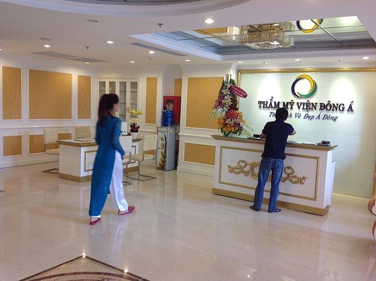 Top 10 địa chỉ tiêm Botox tại Hà Nội uy tín an toàn nhất