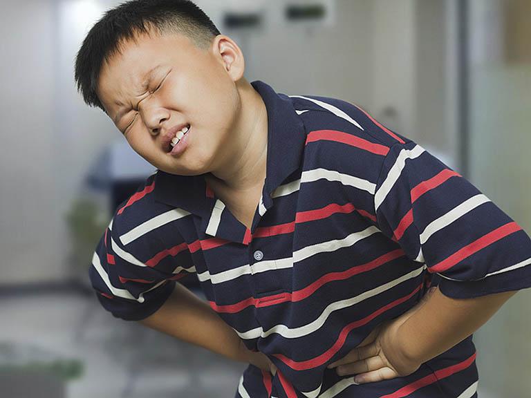Viêm loét dạ dày ở trẻ em