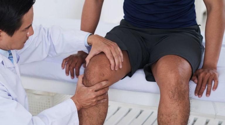 Bệnh tràn dịch khớp gối có chữa được không