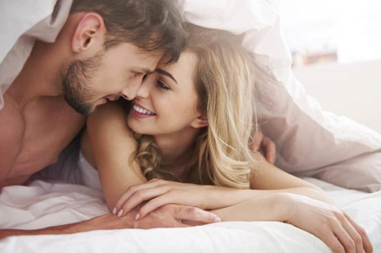 người đàn ông yêu thật lòng khi quan hệ