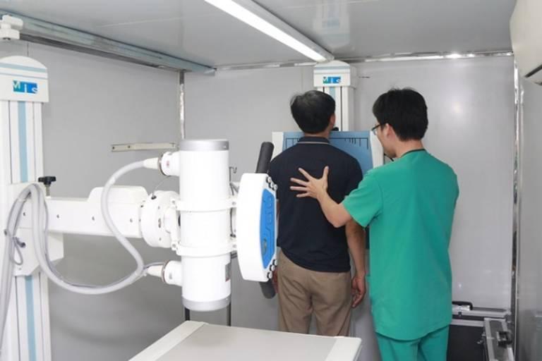 Ưu điểm và hạn chế khi chụp x quang trong chẩn đoán thoát vị đĩa đệm