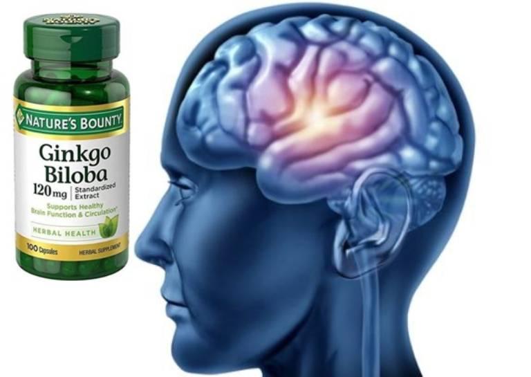 Ginkgo Biloba 120mg có công dụng gì?