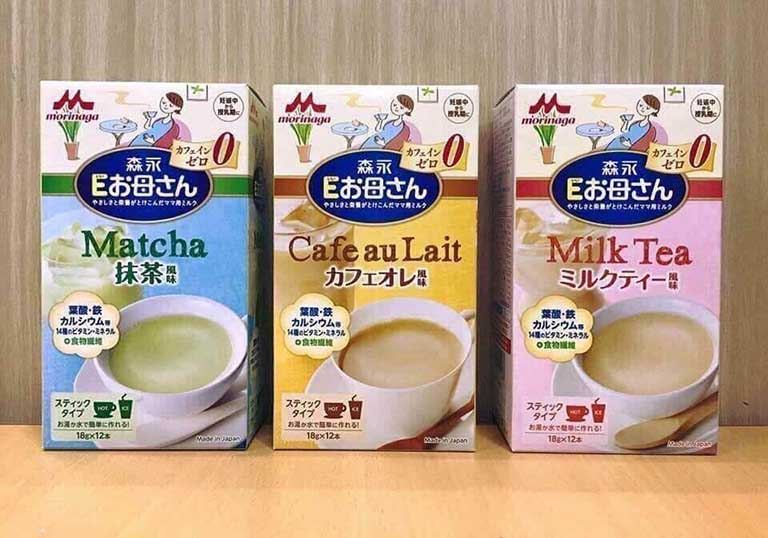 mang thai tháng đầu nên uống sữa gì