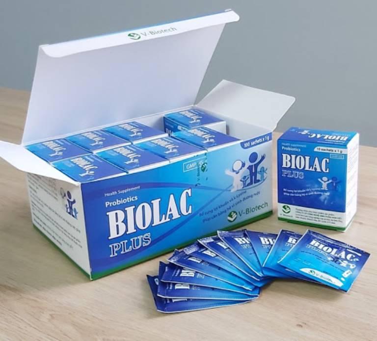 Cốm vi sinh Biolac Plus