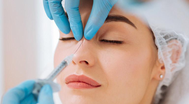 nâng mũi không phẫu thuật là gì