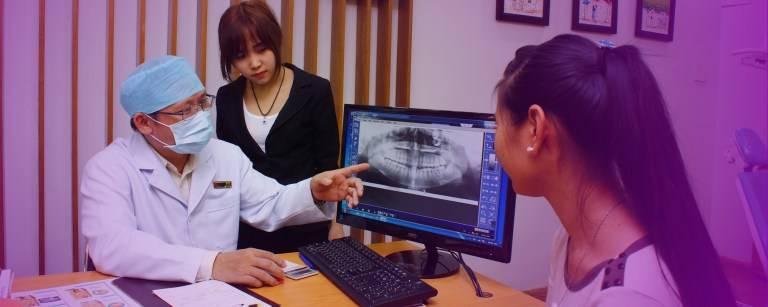 Quy trình thăm khám và điều trị tại Nha khoa quốc tế Á châu