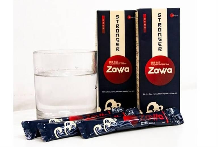 Hướng dẫn sử dụng nước uống tăng sinh lý Zawa