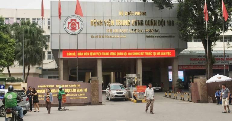 Bệnh viện 108 - Khoa Phẫu thuật Hàm mặt, Tạo hình