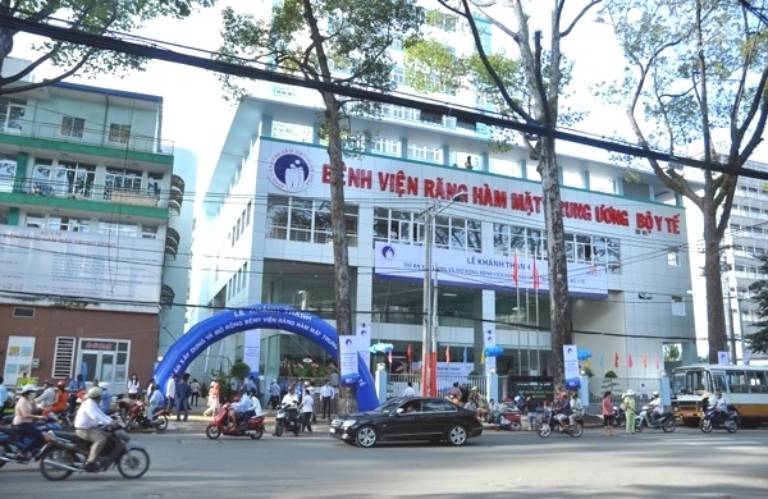 Bệnh viện Răng Hàm Mặt Trung Ương Hà Nội