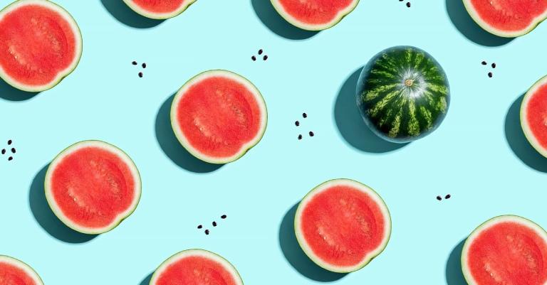 Dưa hấu - Sau sinh ăn hoa quả gì tốt cho mẹ và bé?