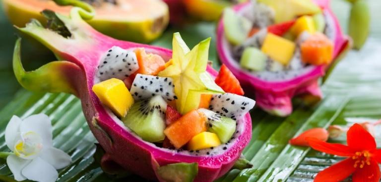 Thanh long - Phụ nữ sau sinh nên ăn hoa quả gì cho tốt?