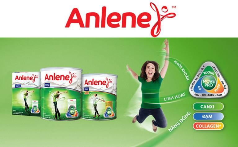 Sữa bột Anlene Gold thích hợp với người có độ tuổi từ 35 trở lên muốn ngăn ngừa các bệnh lý xương khớp mãn tính và tăng cường sức khỏe xương