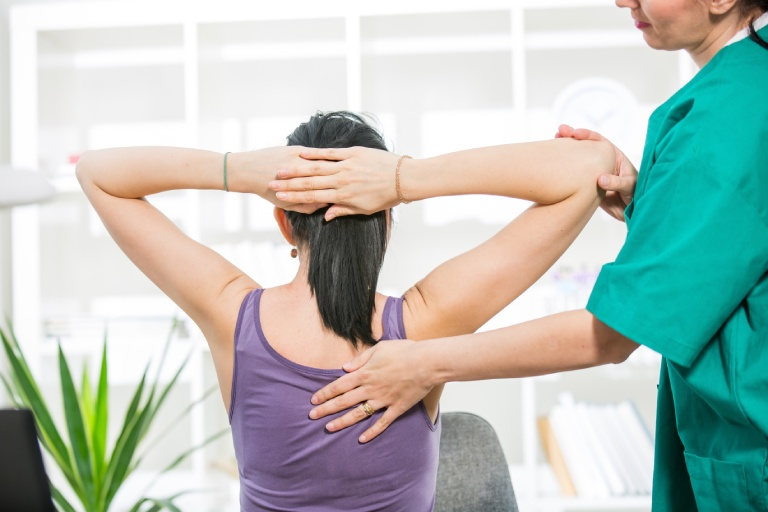 Tập vật lý trị liệu – phục hồi chức năng