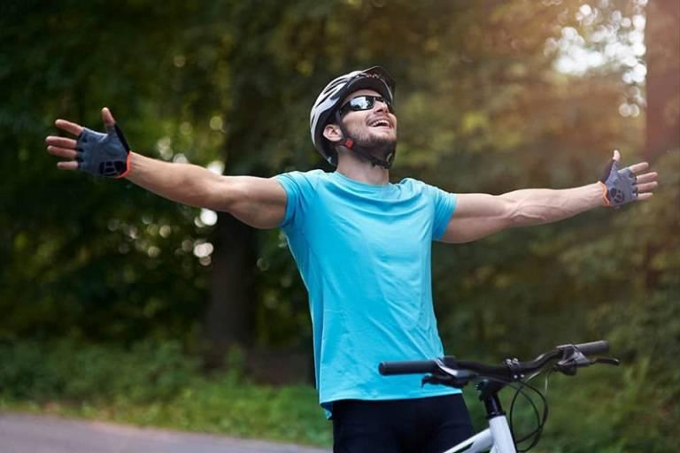 Lợi ích của bộ môn đạp xe đối với thoát vị đĩa đệm