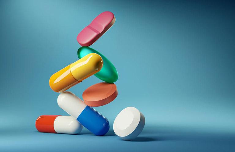 thuốc điều trị tràn dịch khớp gối