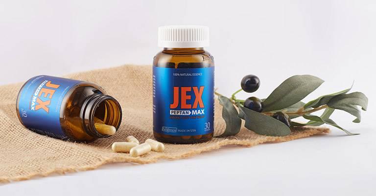 Viên uống hỗ trợ điều trị thoát vị đĩa đệm Jex Max