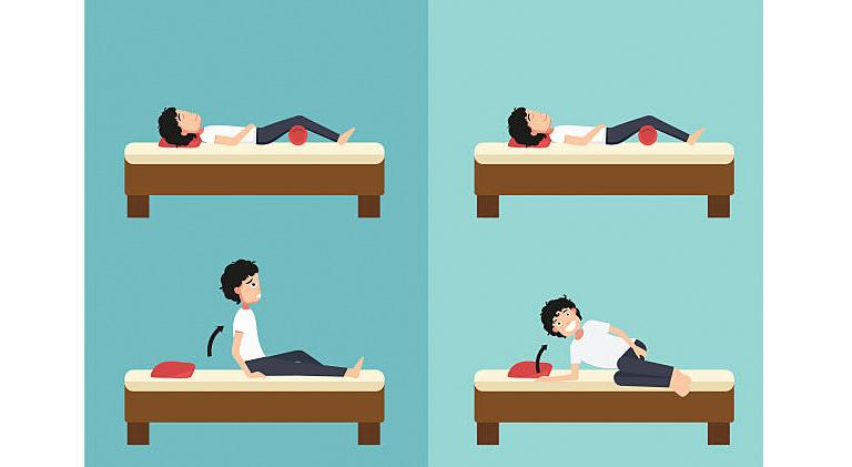Tư thế nằm ngủ cần tránh khi bị thoát vị đĩa đệm