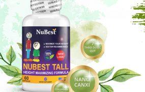Viên uống tăng chiều cao NuBest Tall