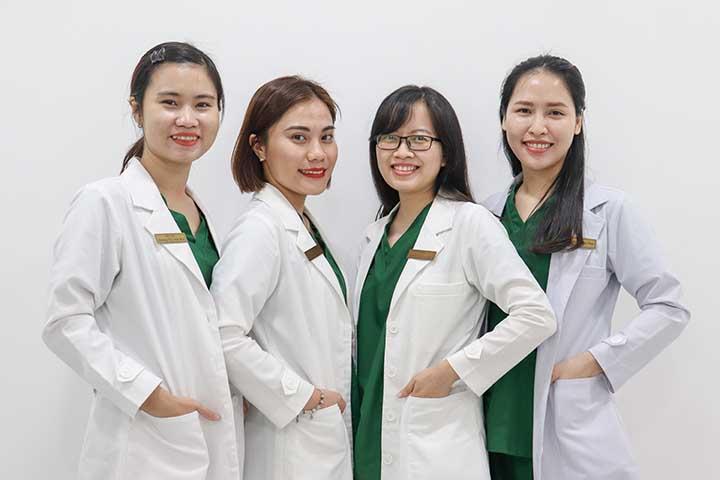 Bác sĩ da liễu tại pk doctor acnes