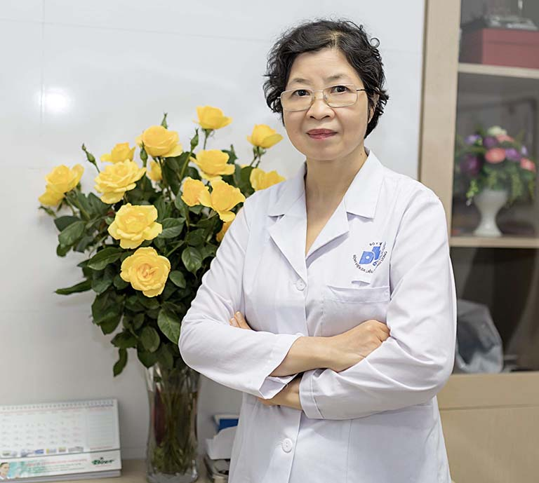 bác sĩ da liễu trị mụn giỏi ở Hà Nội