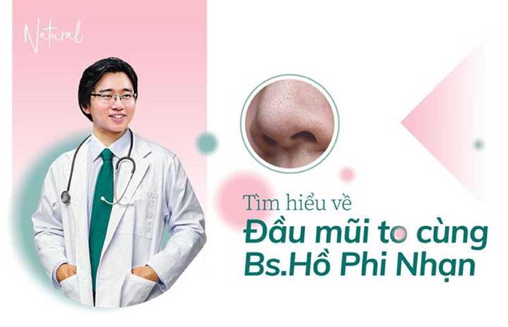 Bác sĩ thẩm mỹ Hồ Phi Nhạn