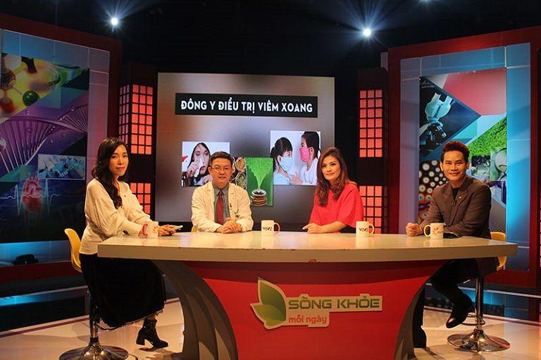 """Chương trình """"Sống khỏe mỗi ngày"""" - VTV2 giới thiệu bài thuốc chữa viêm xoang Đỗ Minh Đường"""