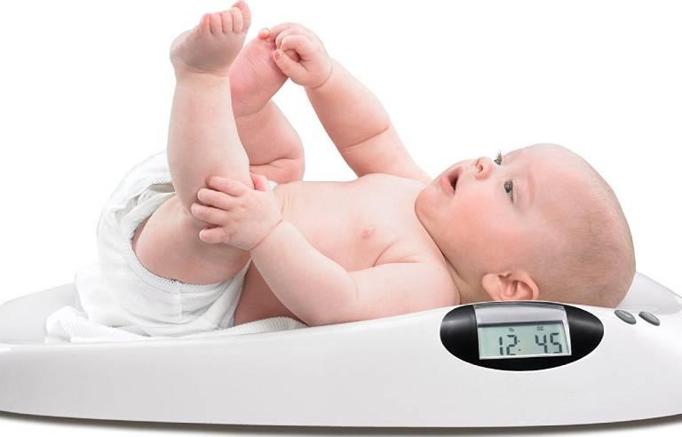 Trường hợp bé bị nhẹ cân