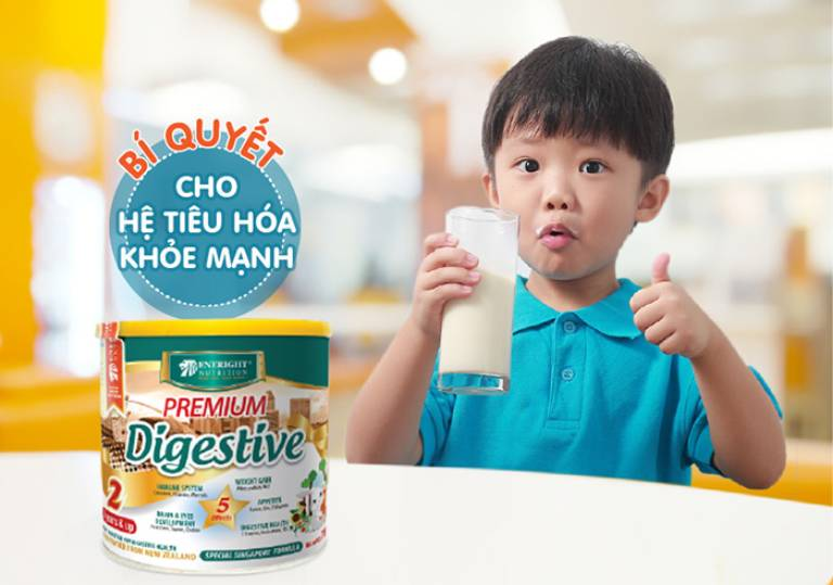 Sữa Premium Digestive