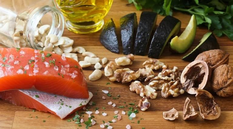 Bổ sung các thực phẩm chứa Omega 3 dồi dào