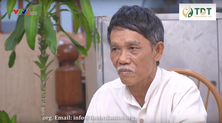 Chú Nguyễn Bá Thành chia sẻ về bệnh dạ dày và hành trình điều trị