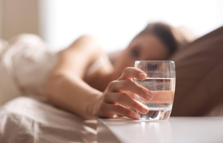 Bù nước cho cơ thể