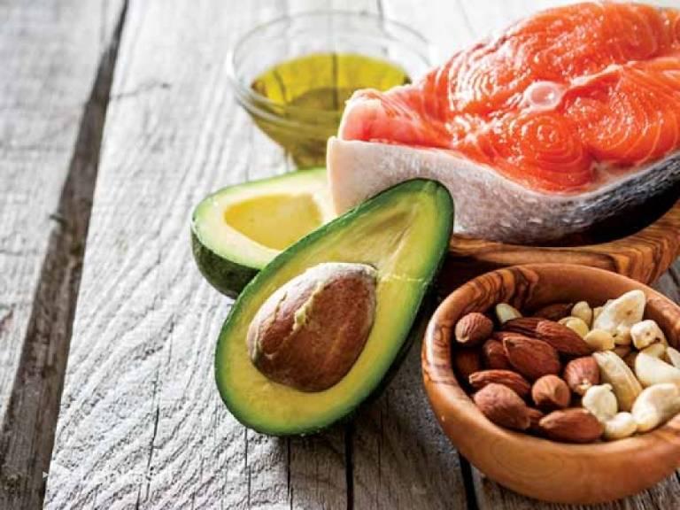Nhóm thực phẩm chứa acid béo lành mạnh