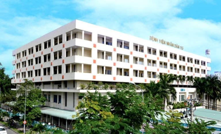 Khoa Cơ Xương khớp của Bệnh viện Nhân dân 115
