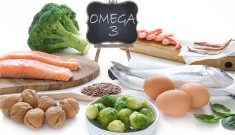 Bị gai cột sống nên ăn gì để hỗ trợ điều trị? - Thực phẩm giàu Omega 3