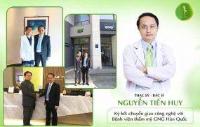 Bác sĩ nguyễn tiến huy Sài Gòn Venus