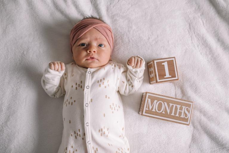 Sự phát triển giác quan của trẻ sơ sinh dưới 1 tháng tuổi