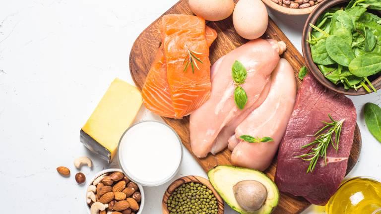 Bổ sung các thực phẩm chứa hàm lượng đạm cân đối