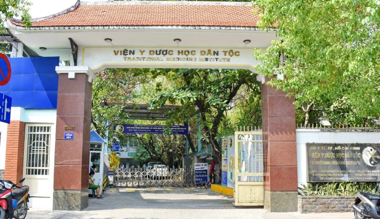 Viện Y dược học Dân tộc TPHCM