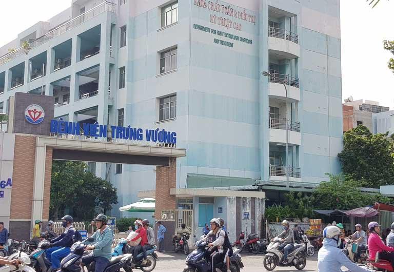 địa chỉ khám sức khỏe xin việc tại TPHCM