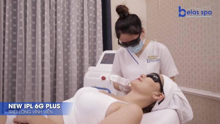 Belas Beauty Clinic - Địa chỉ triệt lông vĩnh viễn uy tín tại TPHCM