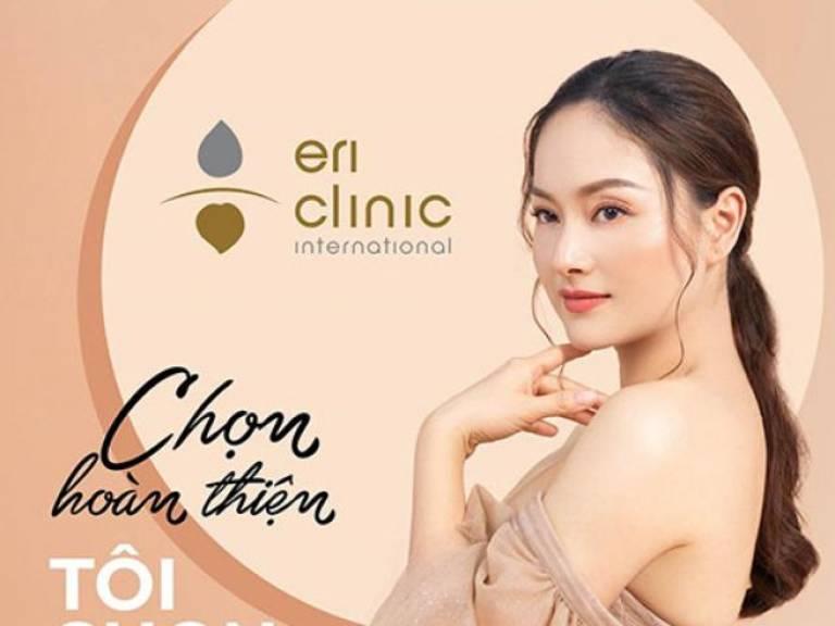 Thẩm mỹ viện Eri Clinic - Địa chỉ độn cằm V Line uy tín tại TPHCM