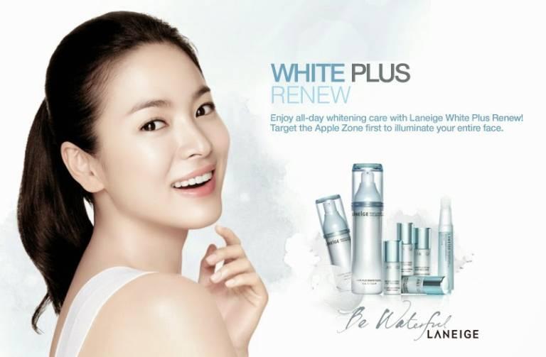 Kem dưỡng trắng da LaneigeWhite Plus Renew Original Cream