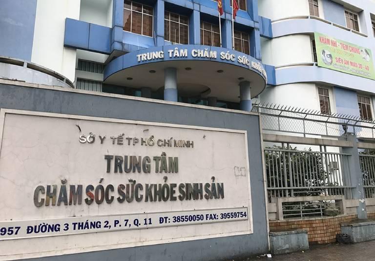 Trung tâm Chăm sóc sức khỏe sinh sản TPHCM
