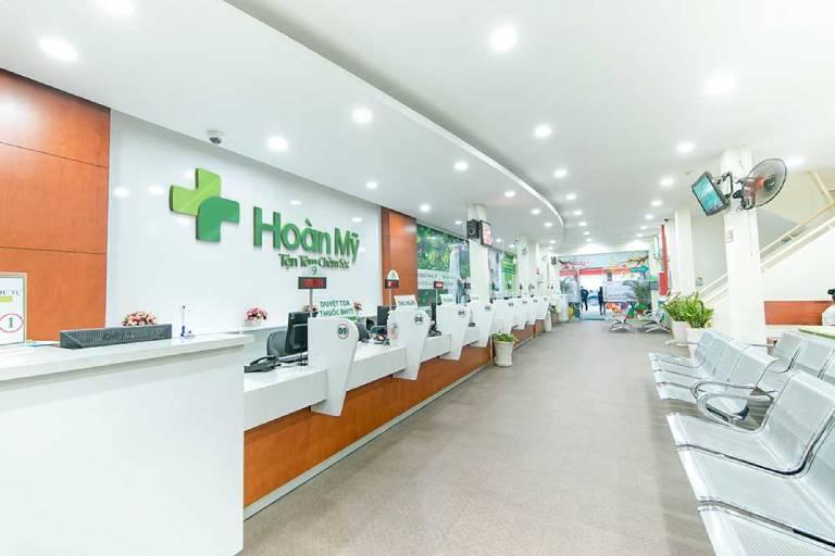 Bệnh viện Hoàn Mỹ