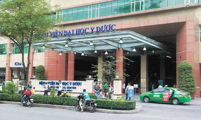 Bệnh viện Đại học Y dược TPHCM Cơ sở 1