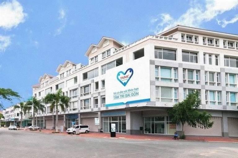 Bệnh viện Tâm Trí – Sài Gòn