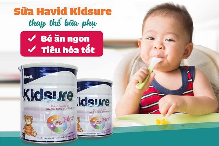 Loại sữa bột nào tốt cho trẻ 2 tuổi